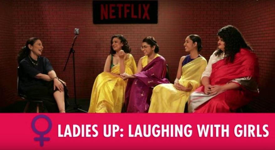 First Ladies Of Stand Up | Kaneez Surka | Prashasti Singh | Niveditha Prakasam | Supriya Joshi