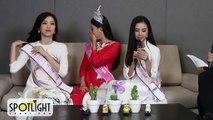 Top 3 Hoa Hậu Việt Nam 2018 đối mặt ANTIFAN - Yeah1 Spotlight