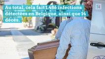Coronavirus: 243 nouveaux cas et 4 décès supplémentaires en Belgique