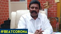 BC Patil spreads awareness about Coronavirus | Covid 19 Awareness | BC Patil | Beat Corona