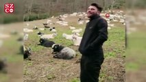 Rizeli çoban bu kez Korona virüse türkü yazdı