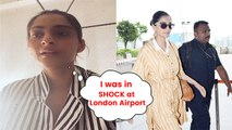 Sonam Kapoor Compares UK And India's Response To COVID-19