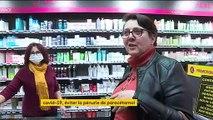 Coronavirus : la vente de paracétamol restreinte, les masques arrivent