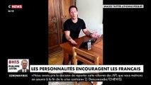 VIRUS - Amel Bent, Chris Martin, Arnold Schwarzenegger... Des personnalités font vivre aux internautes leur confinement chez eux - VIDEO