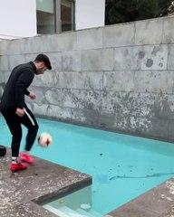 Marco Asensio régale techniquement pendant son confinement