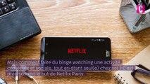 Netflix Party pour regarder des séries à plusieurs à distance