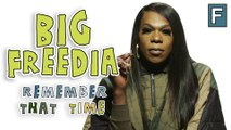 Big Freedia remembers the time Patti LaBelle made her fried chicken