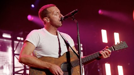Social distancing at home: Chris Martin & John Legend host virtual concerts