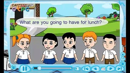 สื่อการเรียนการสอน Our lunch (อาหารกลางวันของพวกเรา) ป.3 ภาษาอังกฤษ