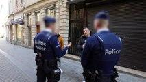La police fait respecter prioritairement l'interdiction de rassemblement depuis 12h00