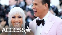 Jennifer Lopez Says She's In No 'Rush' To Marry AROD