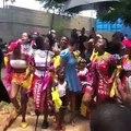 TARAJI HENSON EN AFRIQUE DU SUD