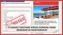 5 Hoaks Tentang Virus Corona yang Beredar di Masyarakat