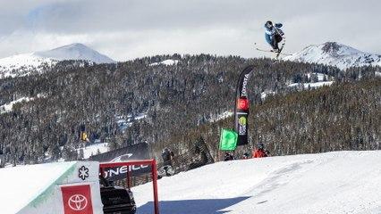 Video Highlights: Best of Men's Ski Slopestyle | Dew Tour Copper 2020