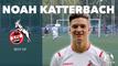 Eine Waffe für den linken Flügel: Die Zukunft des 1. FC Köln heißt Noah Katterbach