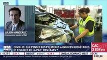 Julien Manceaux (ING): Que penser des premières annonces budgétaires et fiscales de la part des États ? - 18/03