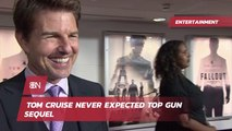 Tom Cruise On 'Top Gun' Sequel