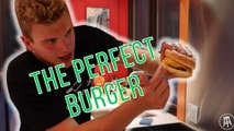 The Quarantine Cook: How To Make A Burger (Glenny Pls Watch)