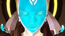 "OVERWATCH ""Echo Origin Story"" bande Annonce"