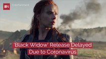 'Black Widow' On Hold