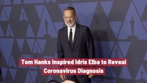 Tom Hanks And Idris Elba Update