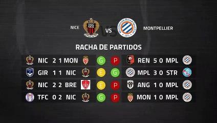 Previa partido entre Nice y Montpellier Jornada 30 Ligue 1