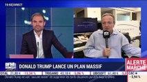 Coronavirus : Donald Trump lance un plan massif - 18/03