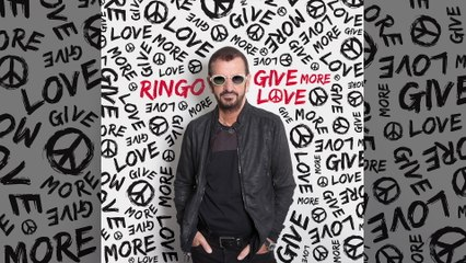 Ringo Starr - We're On The Road Again