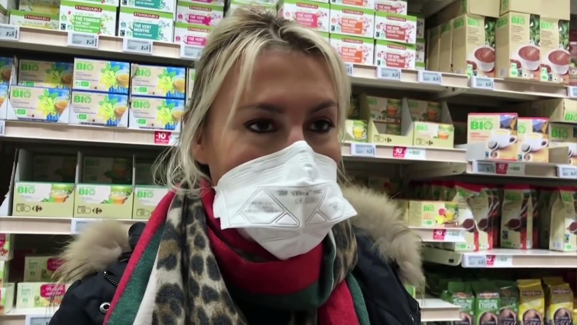 Coronavirus – Europe shuts down its borders – BBC News