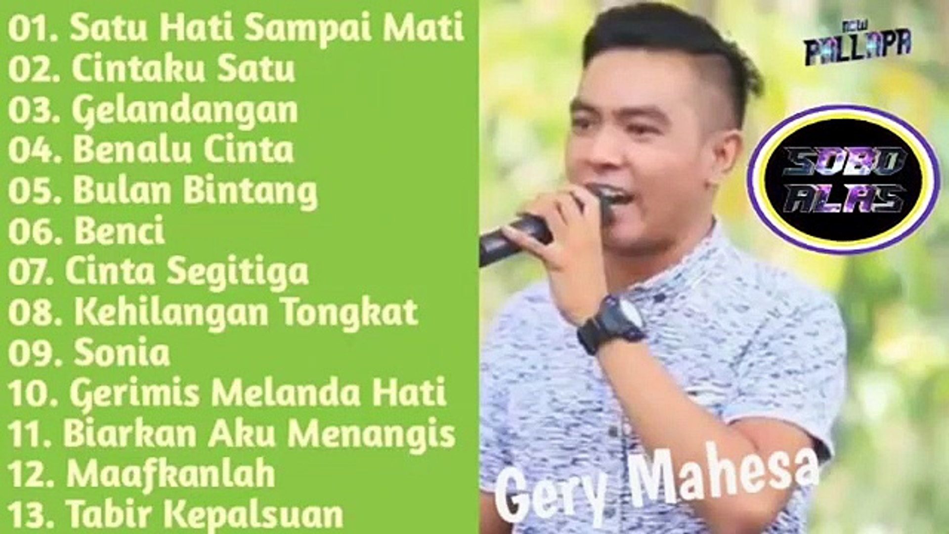 Gerry Mahesa Full Album 2020