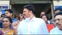 YSRCP MP Raghu Rama Krishnam Irritated By Jagan Fans | నోరు జారిన రఘు రామ కృష్ణం రాజు | Watch Video