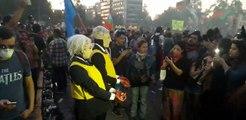 Manifestaciones en Chile 2019, dia 49 en el oasis, diciembre 6