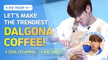 [Pops in Seoul] Let's make the trendiest dalgona coffee in Korea! (feat. Byeong-kwan)