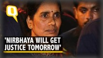 'Nirbhaya Will Get Justice Tomorrow': Asha Devi, Nirbhaya's Mother