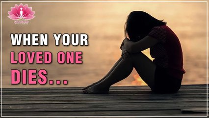 WHEN YOUR LOVED ONE Is No MORE   6 STEPS To Deal With GRIEF   Soultalks With Shubha