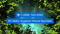 PC Matic Support ☎ +1-(888)- 500-6562  PC Matic Customer Support Phone Number