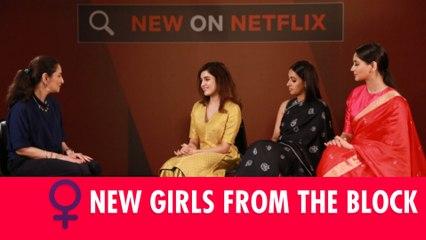 Fresh Voices On Female Roles In Bollywood | Akansha Ranjan Kapoor | Shirley Setia | Nikita Dutta