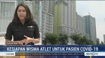 Kesiapan Wisma Atlet untuk Karantina Pasien Covid-19