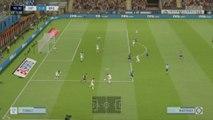 Inter Milan - Brescia sur FIFA 20 : résumé et but (Serie A - 29e journée)
