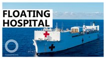 Floating US Navy hospital coming to New York