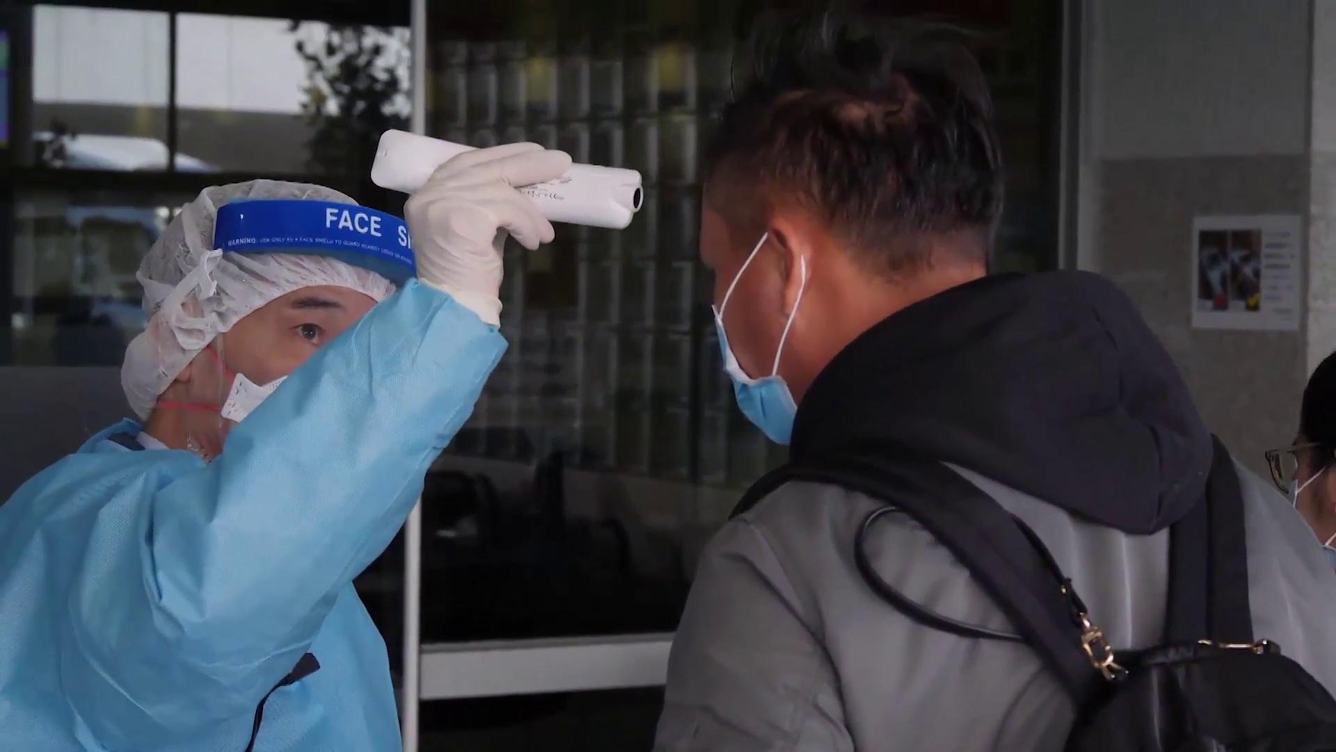 China confirma que no se han registrado casos nuevos de coronavirus en Wuhan