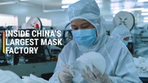 Inside China's Biggest Mask Factory