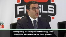 Perth handed NBL title, as coronavirus prematurely ends season