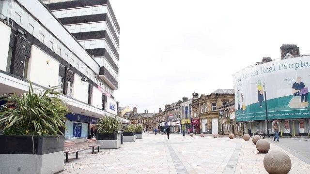 Burnley Town Centre