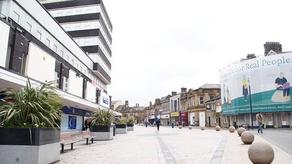Burnley Town Centre
