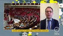 L'état d'urgence sanitaire examiné par l'Assemblée nationale