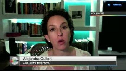 Alejandra Cullen | Coronavirus, fue un error permitir los actos masivos