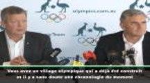 Coronavirus - Le président du Comité olympique australien estime qu'un report des JO sera compliqué