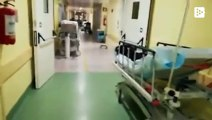 An Italian hospital shows the world how dangerous coronavirus is