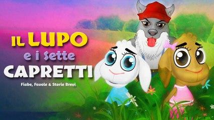 El Lobo y los Siete Cabritos & La Liebre y la Tortuga | Cuentos infantiles para dormir & animados